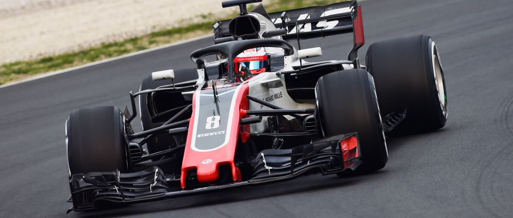 Haas Isn't Getting Too Excited About Its Impressive Testing Pace