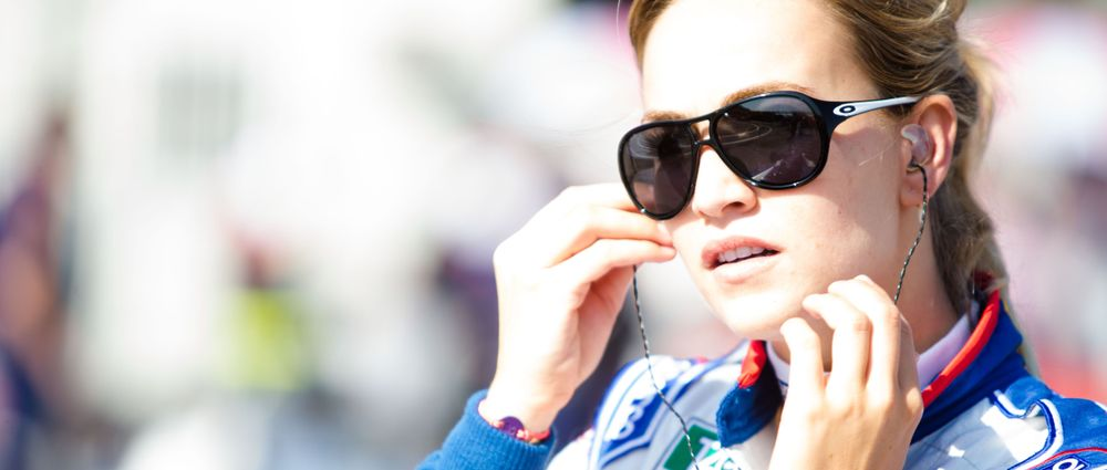 Carmen Jorda Thinks Women Should Aim For Formula E Because They Aren't Strong Enough For F1