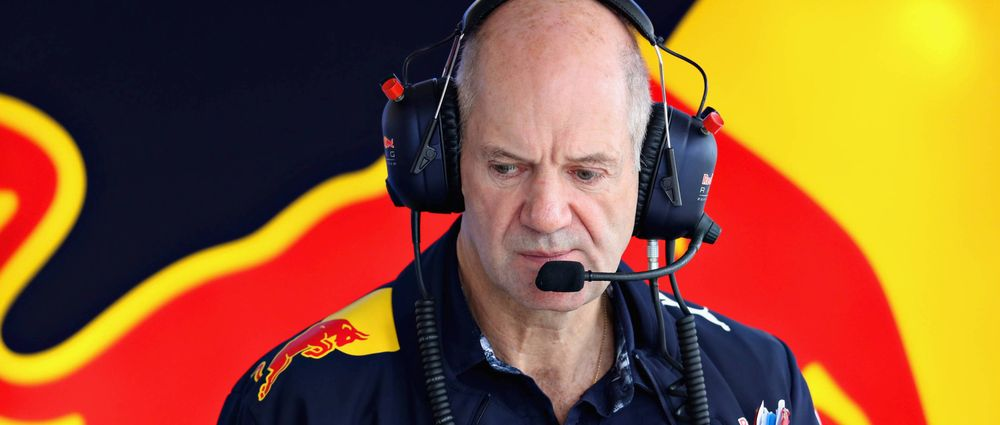 Adrian Newey Has Some Ideas To Make F1 Closer And Cheaper