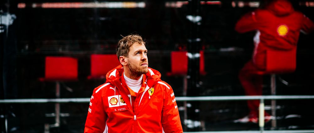 Vettel Is Already Claiming That Mercedes Is The Team To Beat
