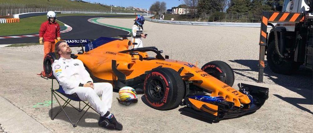 McLaren's Latest Breakdown Has Fans Wondering If It Really Was Honda's Fault