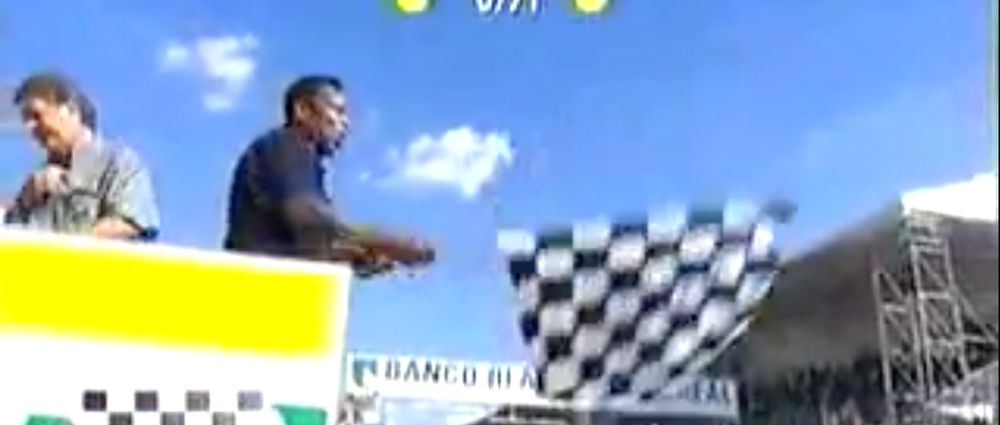 On This Day In F1 - Pelé Totally Failed At Waving The Chequered Flag