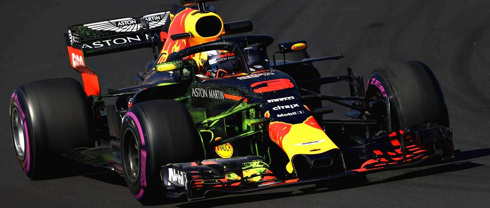 Ricciardo Set A New Track Record On An Impressive Day Of Testing