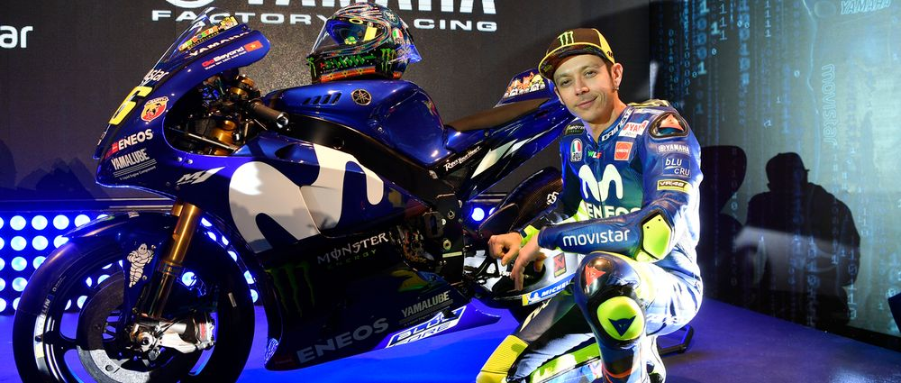 Valentino Rossi Has Signed To Stay In MotoGP For Two More Years