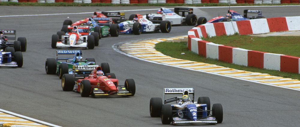The 1994 Brazilian Grand Prix Was Filled With Drama And Controversy