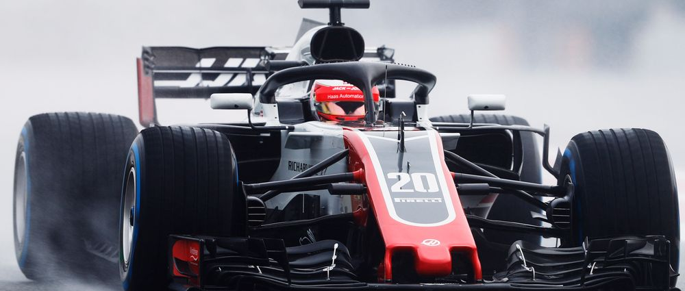 The Halo Is Going To Be A Problem At Some Tracks, According To Magnussen