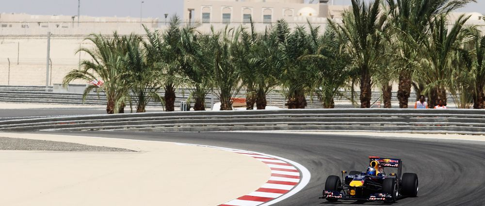 A Throwback To When The Bahrain GP Used A Really Long, Terrible Layout