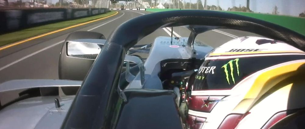 F1 Fans React To The Horrible Halo Onboards