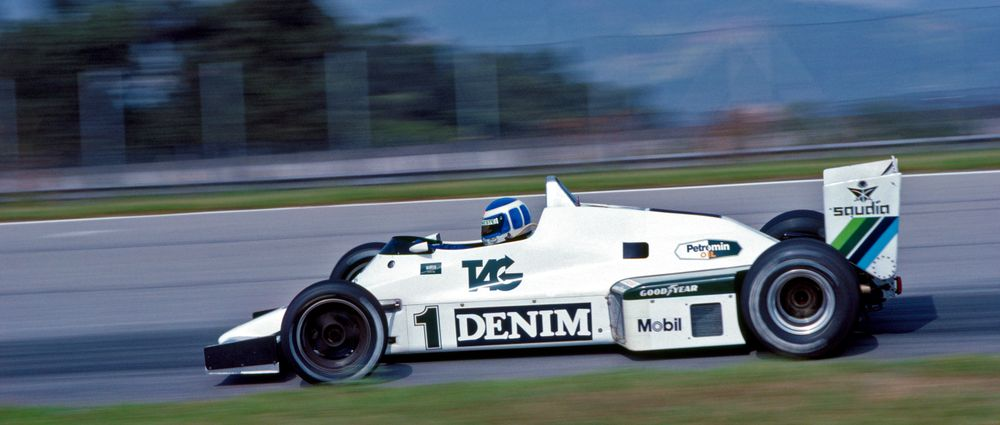 Nobody Finished Second In The 1983 Brazilian Grand Prix