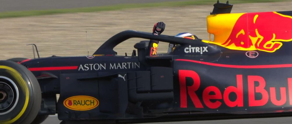 Ricciardo Takes Victory With An Overtaking Masterclass In The Chinese GP