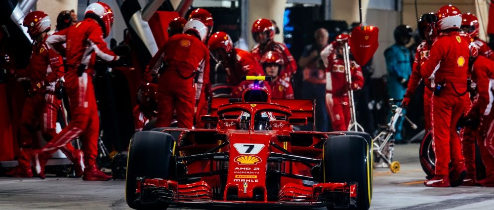 The FIA Has Fined Ferrari For The Pitstop That Injured A Mechanic
