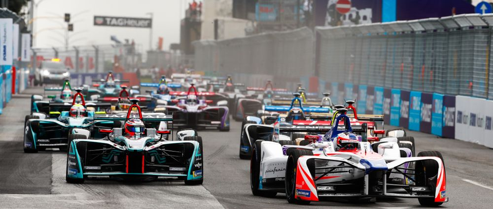Sam Bird Took His Second Win Of The Season In The Dramatic Rome ePrix