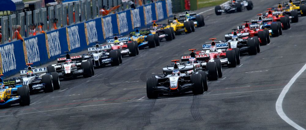 The Forgotten Story Of The 2005 San Marino GP