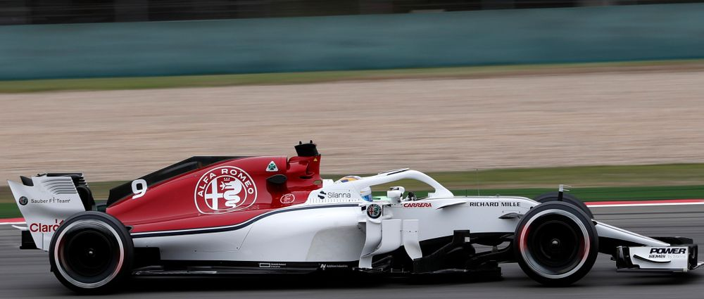 Marcus Ericsson's Weekend Is Ruined After A Grid Penalty Drops Him From Last To Last