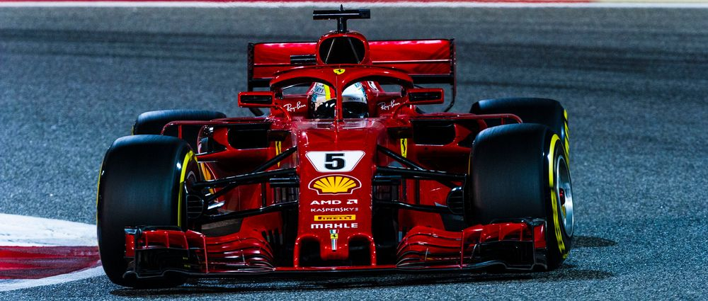 Vettel Tried To Trick Mercedes With Fake Radio Messages In Bahrain