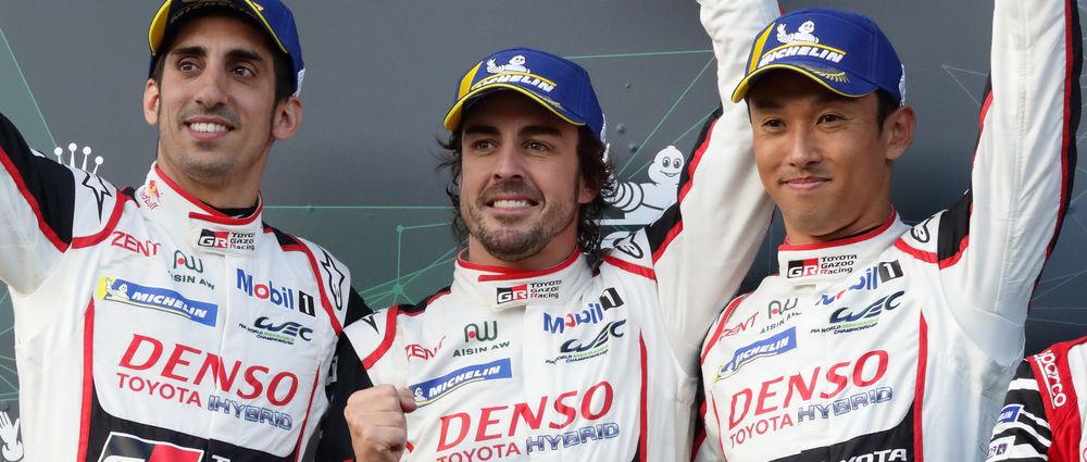Alonso Explains The Difficulties Of Switching Between F1 And LMP1 Cars