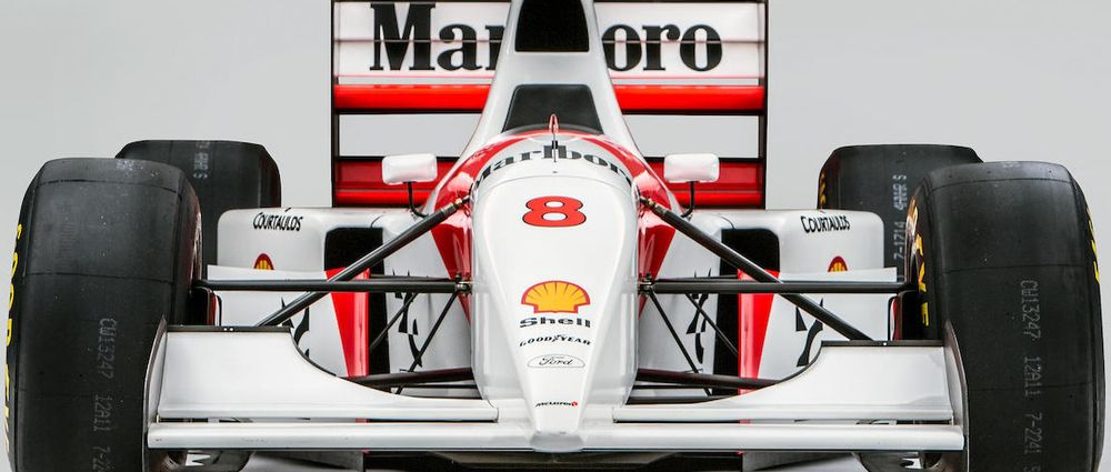 Bernie Ecclestone Paid Over €4 Million For Senna's Final Monaco-Winning McLaren