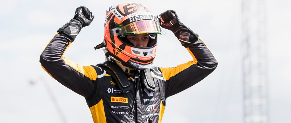 Jack Aitken Blog: My First Win In F2!
