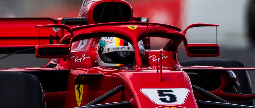 Charlie Whiting Has Explained Why The FIA Has Banned Ferrari's Mirrors