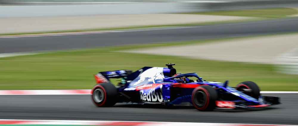 Honda Is Keen To Get A Japanese Driver Into F1 With Toro Rosso