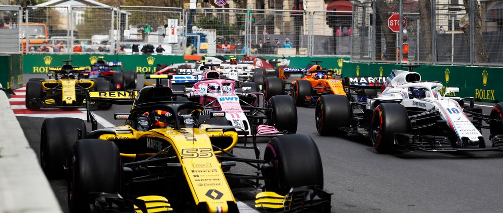 F1 Has Passed Some New Rules To Make Overtaking Easier Next Year