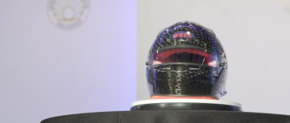 Here's The New Helmet The FIA Is Making Mandatory In F1 From Next Year