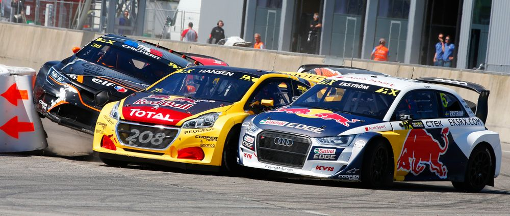 The World Rallycross Championship Is Going All-Electric From 2020