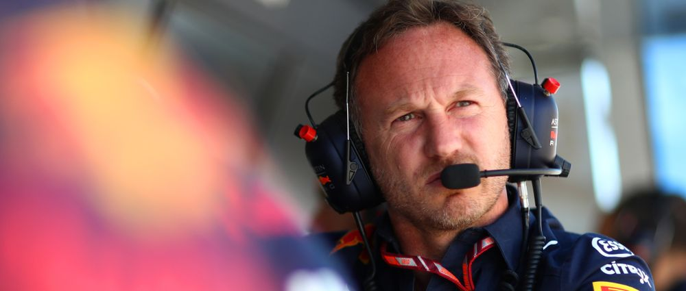 Horner Believes Honda Can Keep Red Bull In The Fight With Mercedes and Ferrari
