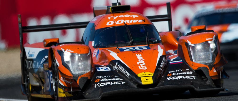 The Winning LMP2 Car Has Been Disqualified From Le Mans