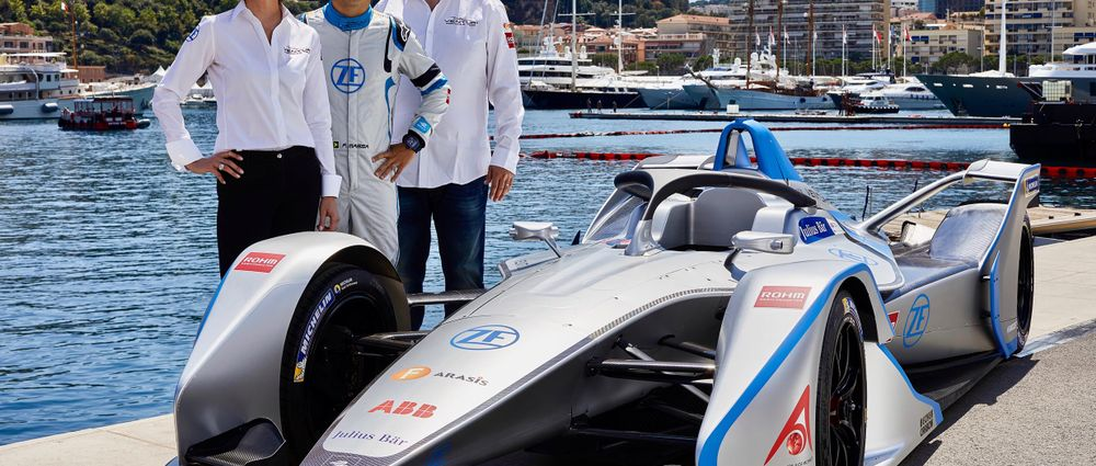 Susie Wolff Announced As Team Principal Of Venturi Formula E Squad