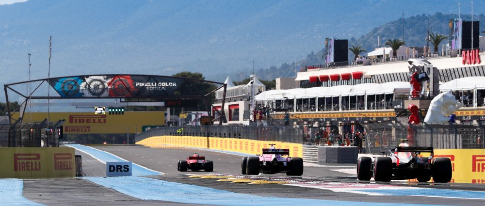 Drivers Asked The FIA To Change Paul Ricard's Layout