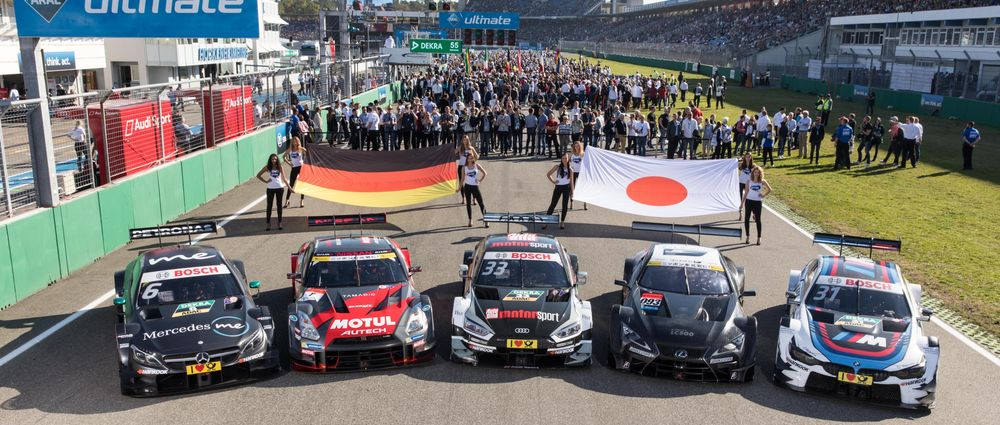 DTM And Super GT Are Finally Merging Regulations