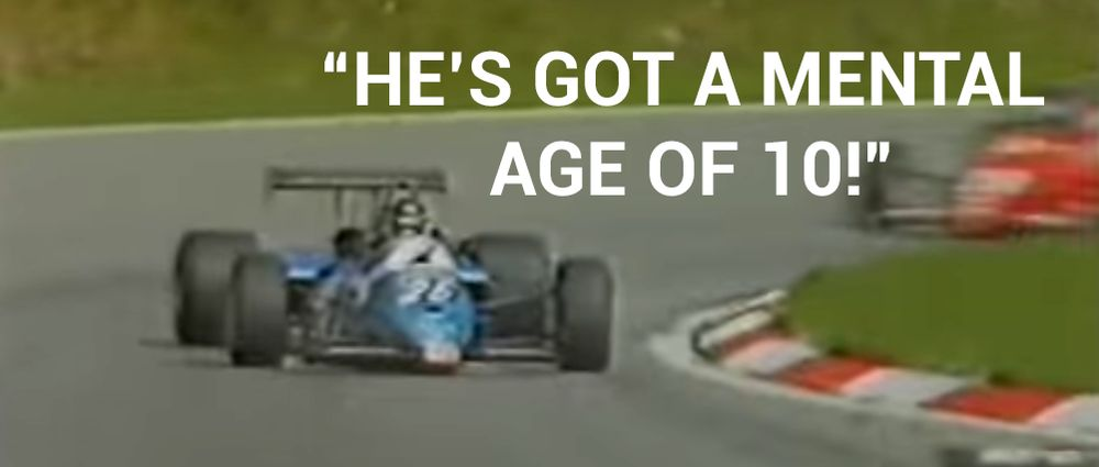 7 Times James Hunt's Commentary Was Absolutely Savage