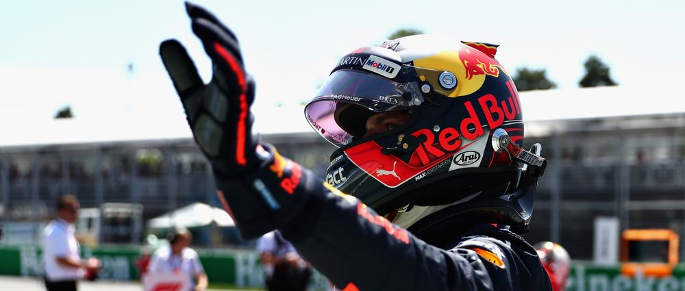 Verstappen Made A Sassy Remark Over Team Radio After Qualifying Third In Canada