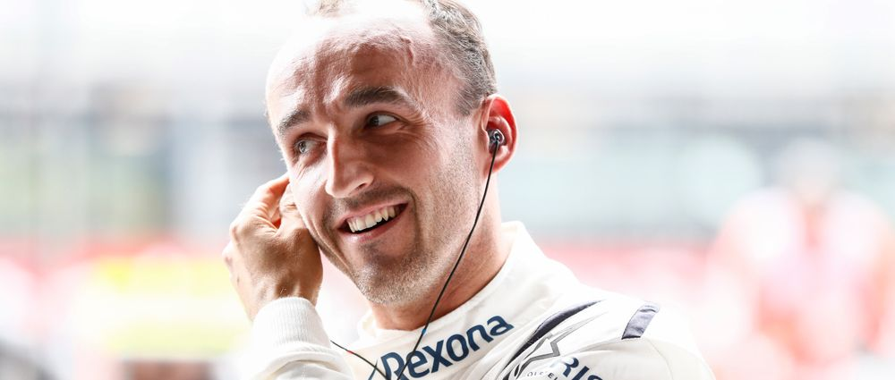 Kubica Has Confirmed He Had A Ferrari Deal For The 2012 Season