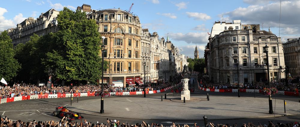 Horner Reckons A London Grand Prix Could Be Possible In The Future