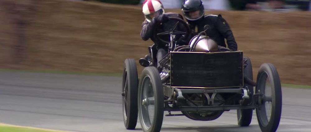 8 Of The Most Spectacular Runs At The Goodwood Festival Of Speed