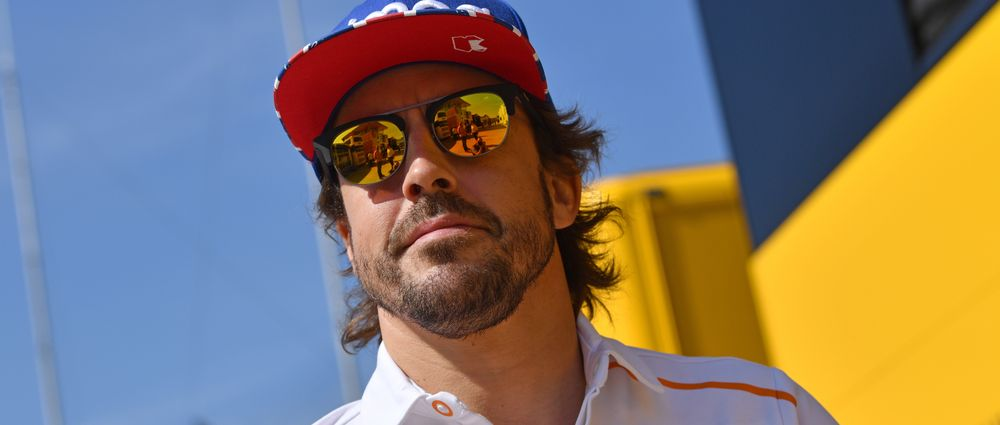 Alonso Has Been Saying More Ridiculous Things After Qualifying