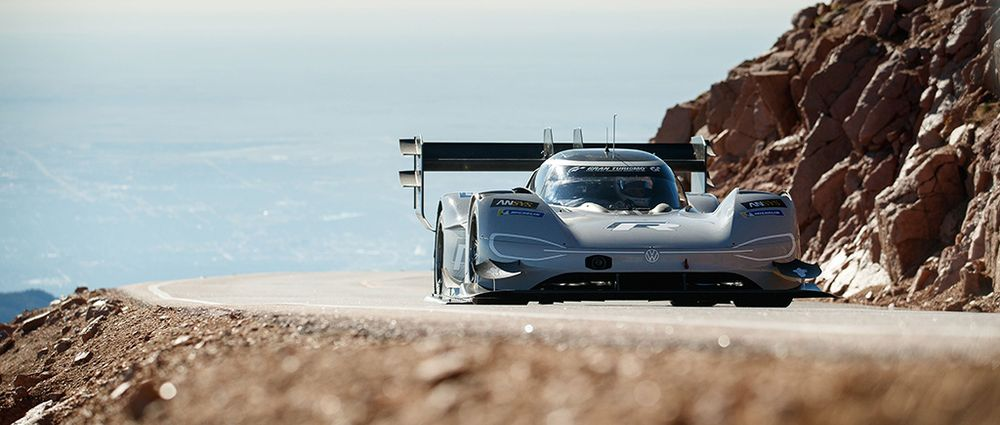 Volkswagen Is Going To Try And Break A Goodwood Record With Its Pikes Peak Car