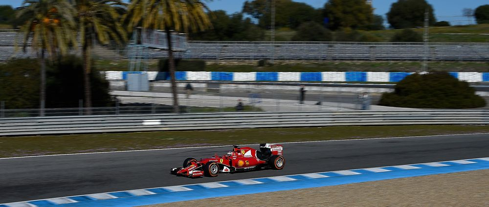 Jerez Could Host One Of The 2019 Winter Tests