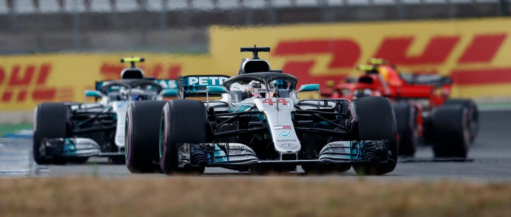 Hamilton Thinks F1 Should Have Shown More Of His German GP Drive