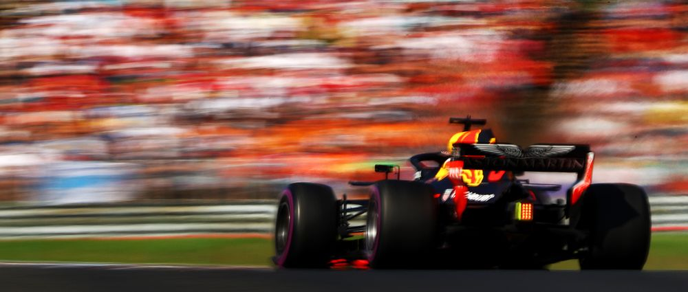 Is Red Bull's 2018 Title Contention Officially Over?