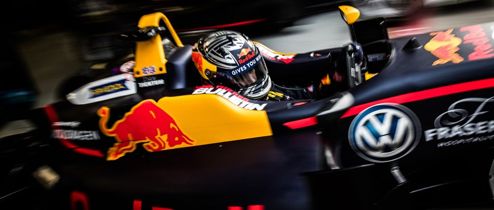 The FIA Has Blocked Red Bull Junior Dan Ticktum From Testing For The Team