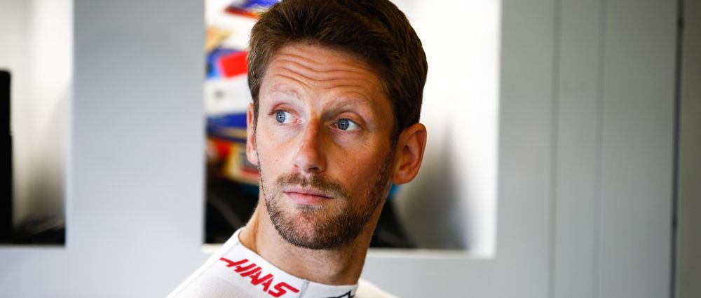 Haas Is Starting To Get Fed Up With Grosjean's Constant Crashes