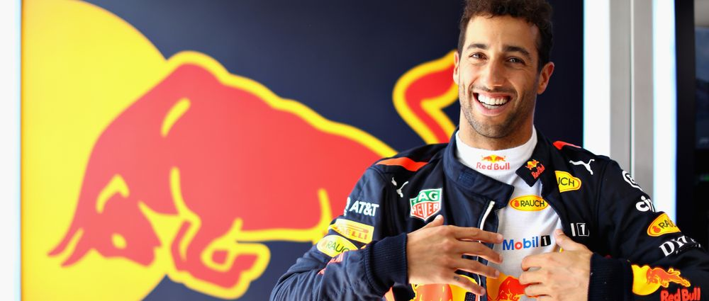 Ricciardo Will Leave Red Bull At The End Of This Year