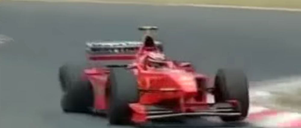 On This Day In F1 - Schumacher Drives One Of His Best-Ever Races