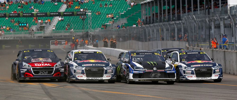 World Rallycross Has Postponed Its Plan To Go All-Electric