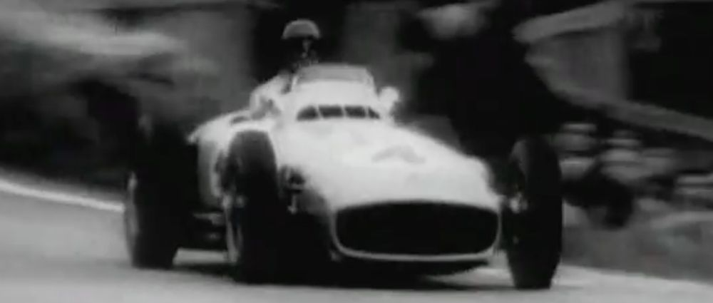 On This Day In F1 - Fangio Dominates The Last F1 Race In Switzerland