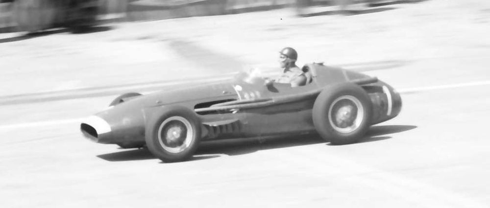 The 1957 German Grand Prix Saw One Of The Greatest Drives Ever