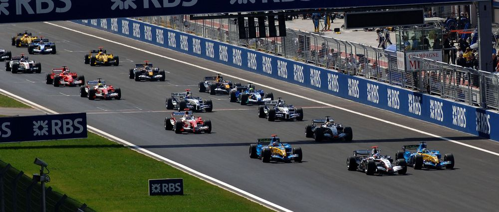 On This Day In F1 - Formula 1 Has Its First Taste Of Turkey